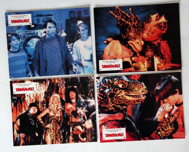 12 Movie Stills From Adventures In Dinosaur City 1991