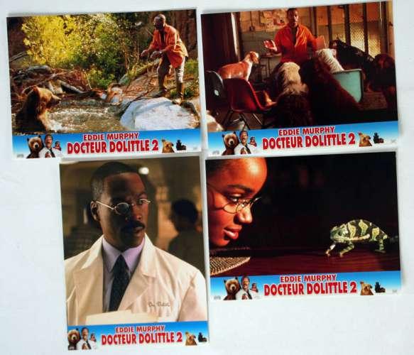 8 Movie Stills From Dr Dolittle 2 2001