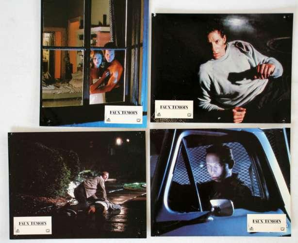 7 Movie Stills From The Bedroom Window 1987
