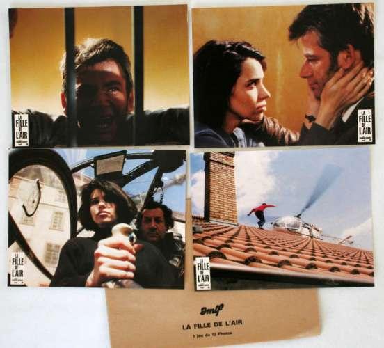 12 photos d 39 exploitation du film la fille de l 39 air 1992. Black Bedroom Furniture Sets. Home Design Ideas