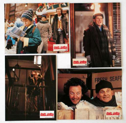 11 Movie Stills From HOME ALONE 2: LOST IN NEW YORK (1992