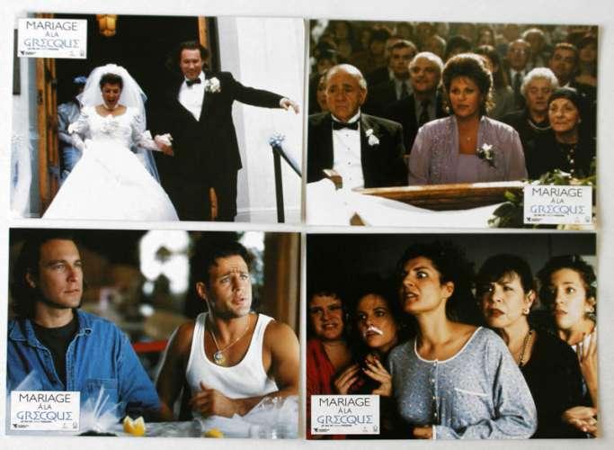 8 Movie Stills From My Big Fat Greek Wedding 2002