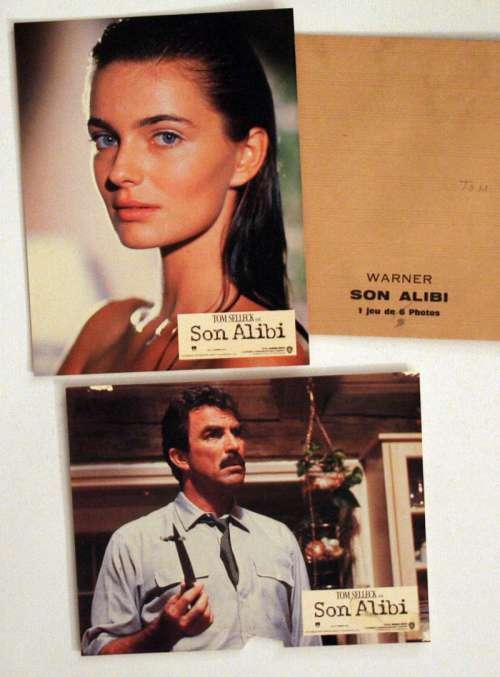 6 Movie Stills From Her Alibi 1989