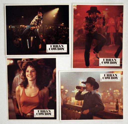12 photos dexploitation du film urban cowboy 1980