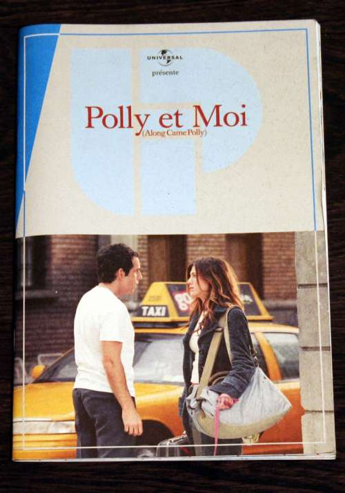 Press Kit From Along Came Polly 2004