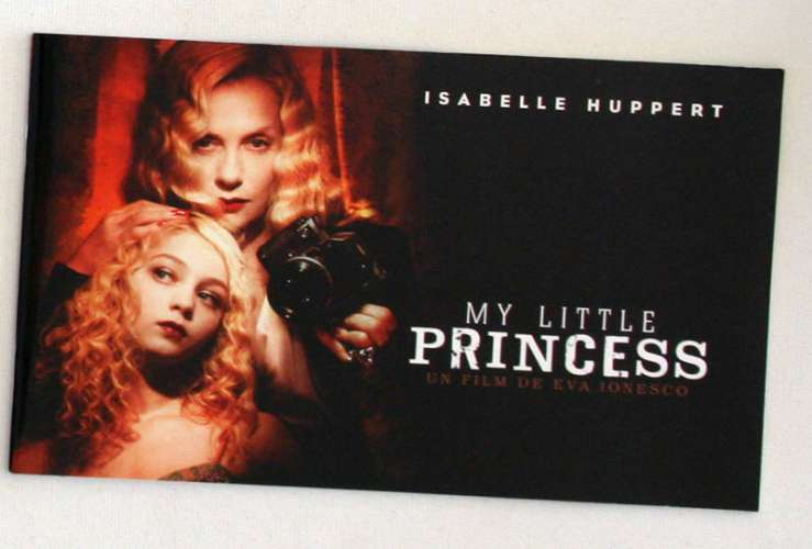 Image du fim My Little Princess dEva Ionesco avec